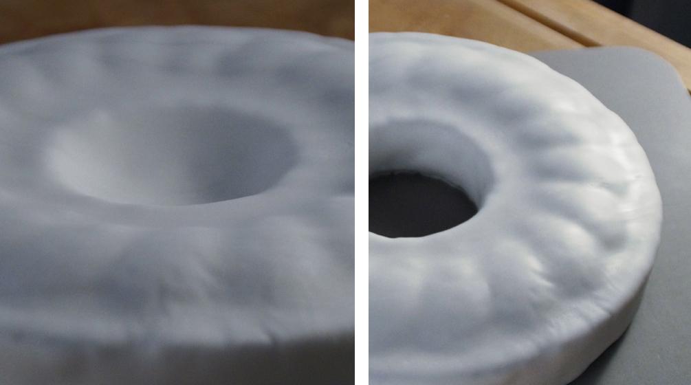 Adventskranz Kuchen