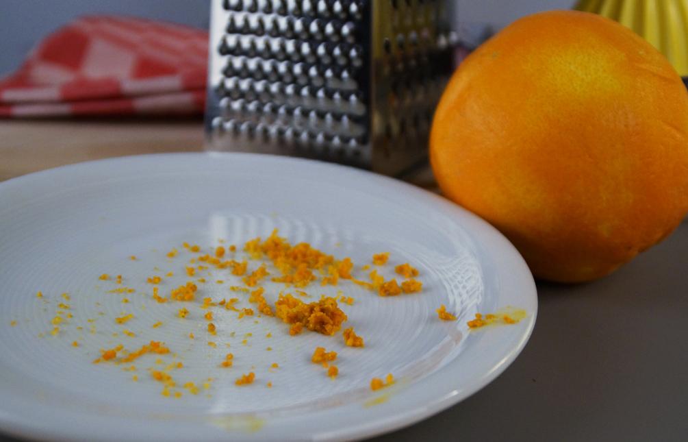 Lebkuchenpralinen mit Orangenmarzipan