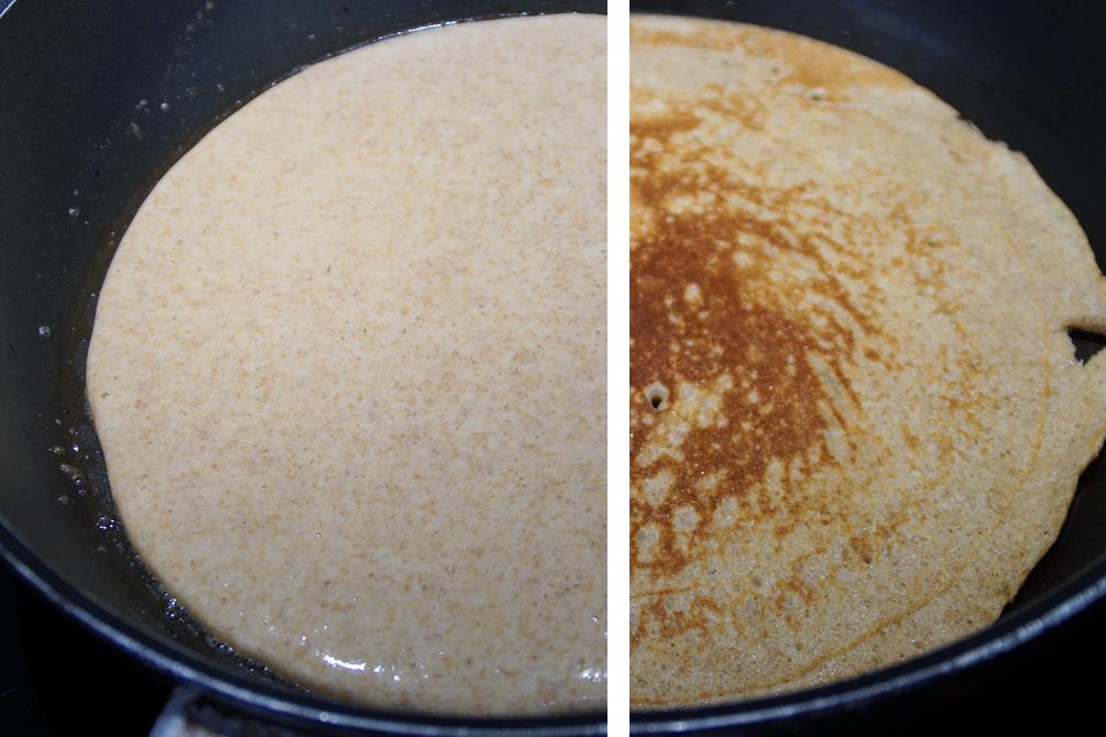 pfannkuchen vollkornmehl