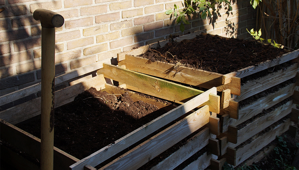 Kompost Kompostmiete