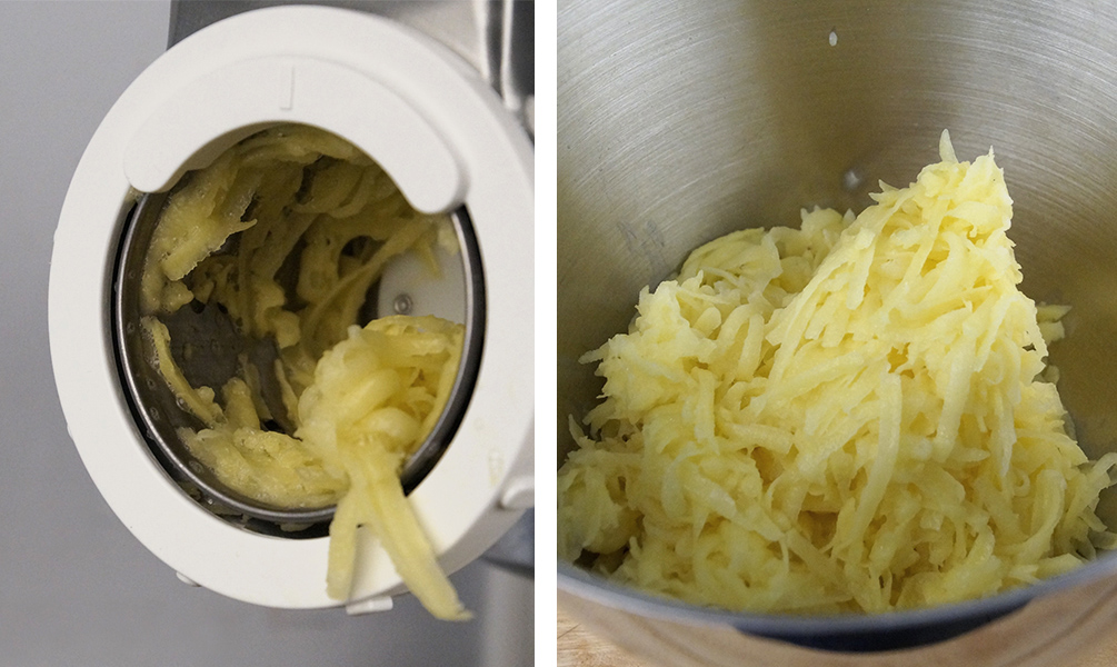 Kartoffelbrot Rezept