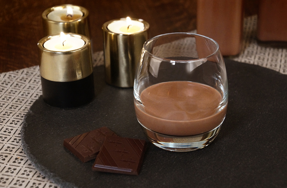whisky schokolik r rezept s ndhaft schokoladig. Black Bedroom Furniture Sets. Home Design Ideas