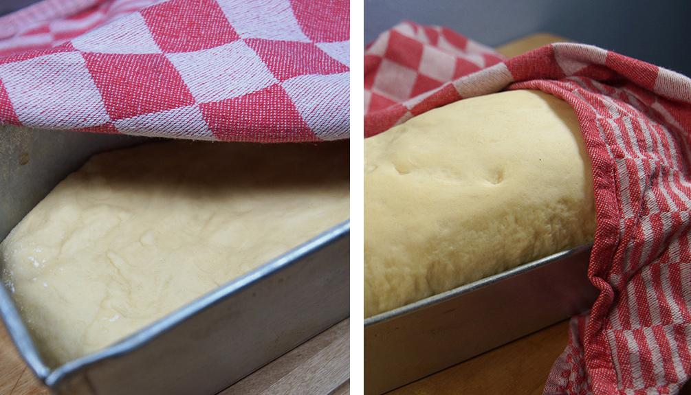 Rezept für schnelles Brot