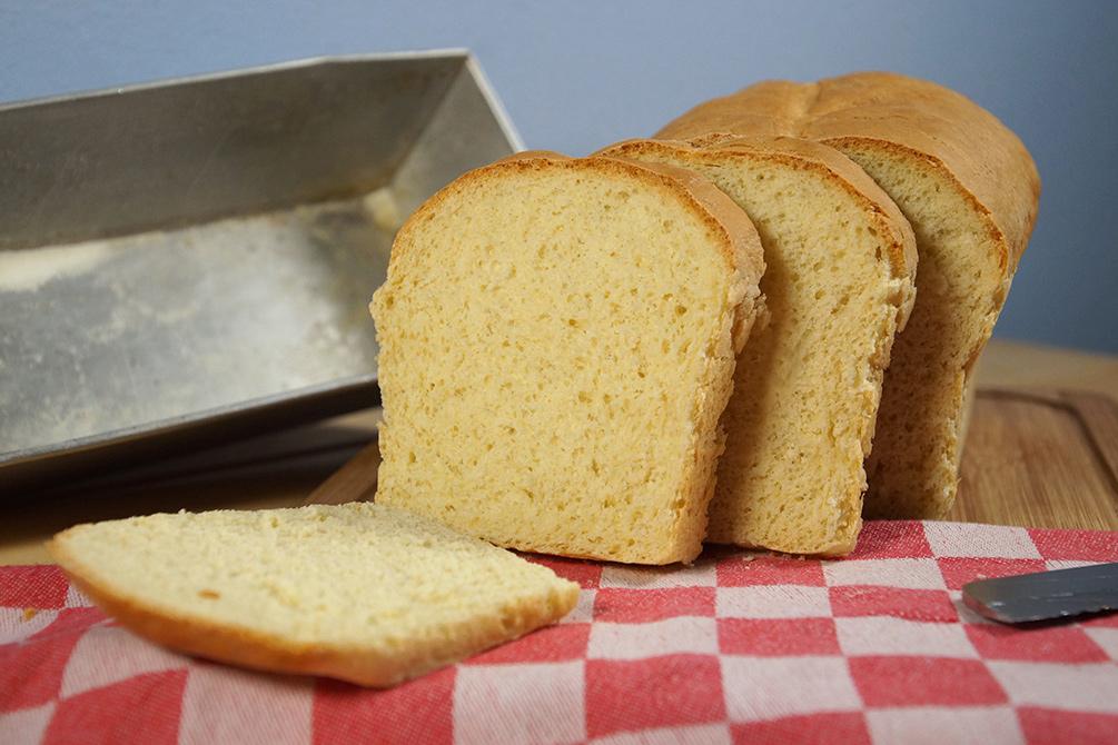 Brot schnell backen