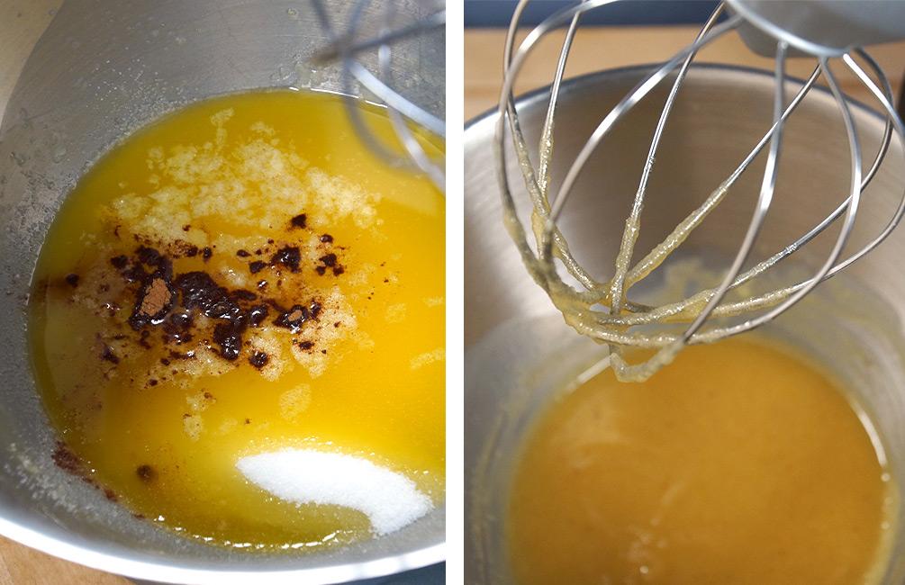 Butterplätzchen Lebkuchen