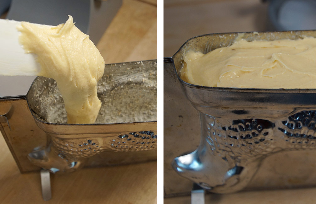 3D Form für Osterlamm