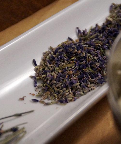 Lavendel anbauen Lavendel Kerzen